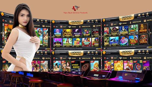 Taruhan Slot Online Jenis Slot Yang Umum Dimainkan